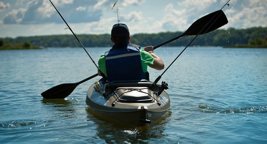 A Sit-in Fishing Kayak