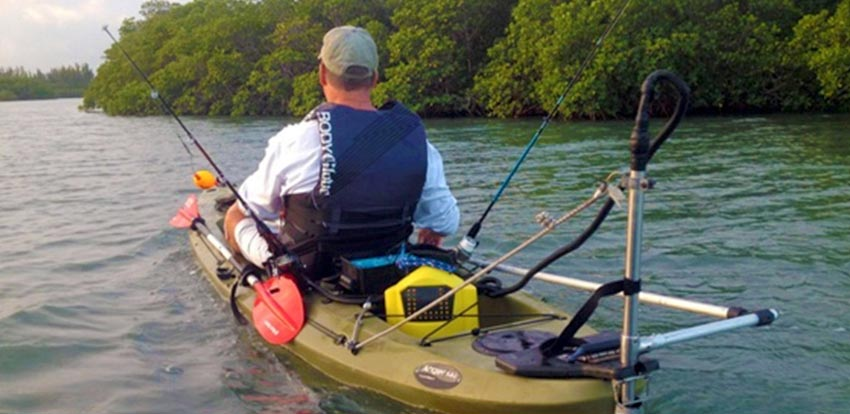 Best Kayak for River Fishing
