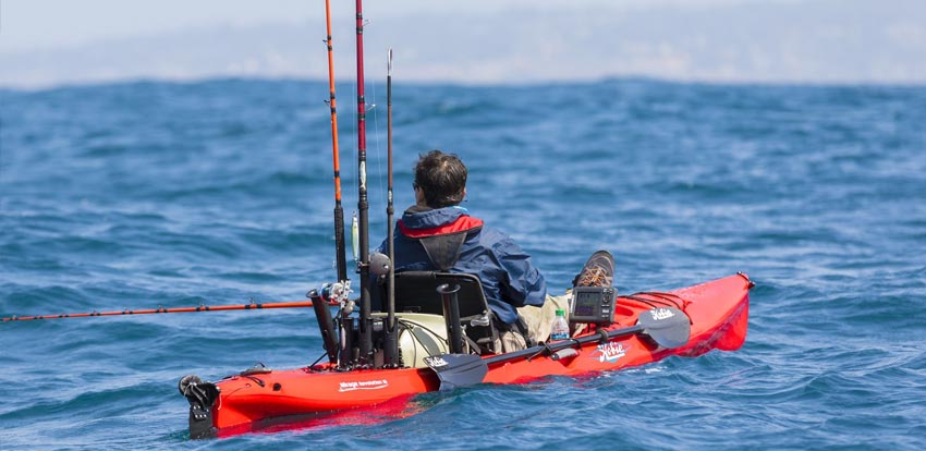 Fishing gear tips and reviews truth reels the angler 39 s for Fastest fishing kayak