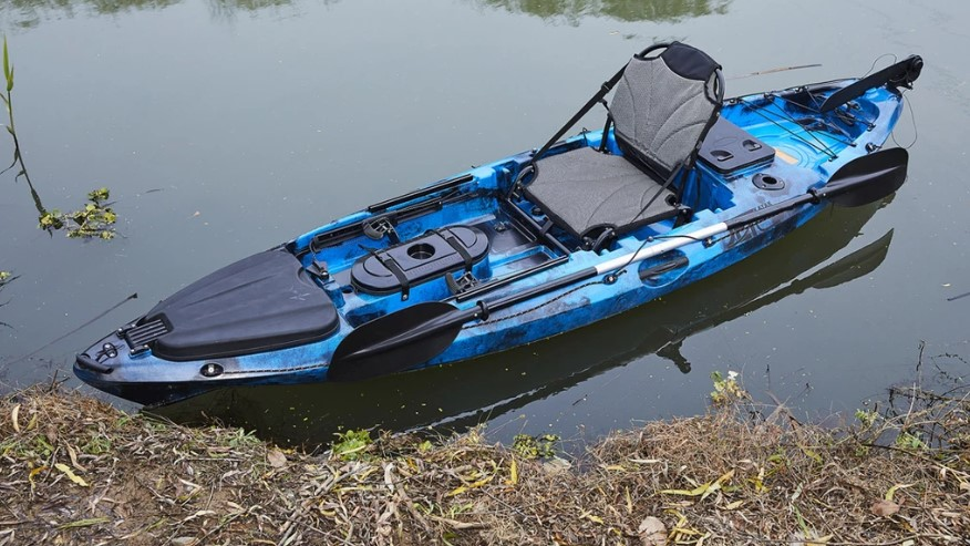 Foot Fishing Kayak
