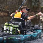 River Fishing With The Kayak