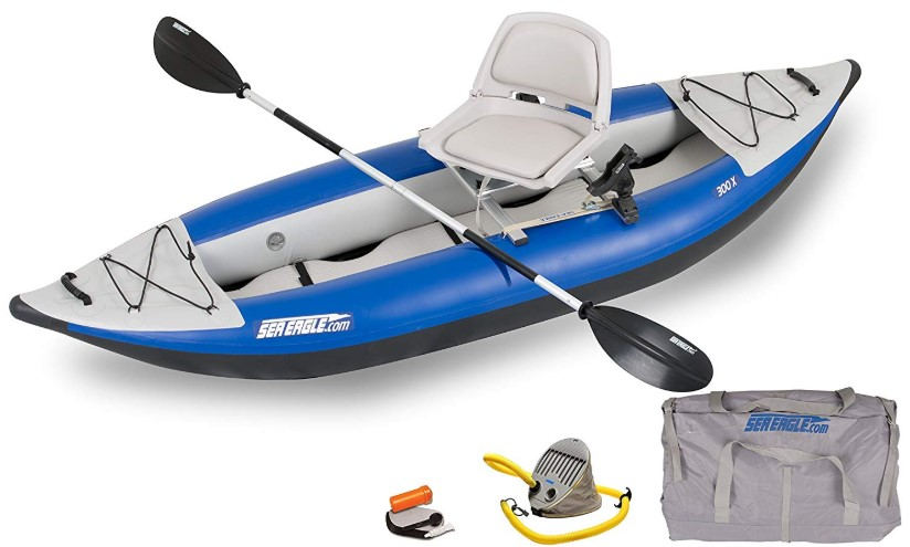 Sea Eagle Fishing Kayak