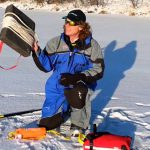 medical equipment for ice fishing