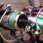Three Saltwater Spinning Reels