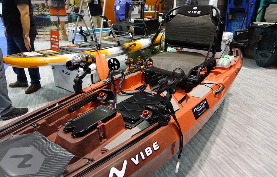 Vibe Fishing Kayak