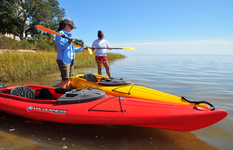Wilderness Fishing Kayak