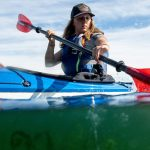 Kayak Paddling
