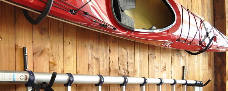 Kayak Indoor Storage